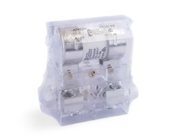 Clear Back Service Fuse 100A WITH 80A Cartridge | BEP-HRC80