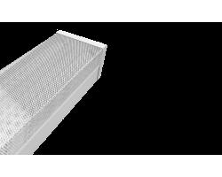 Claymore Lite Emergency 21W Twin Diffused 600mm LED wide body batten | ektor | 11277