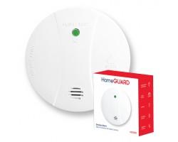 PSA HG3000 Homeguard Photoelectric Smoke Alarm 240V AC with 9v Battery Backup