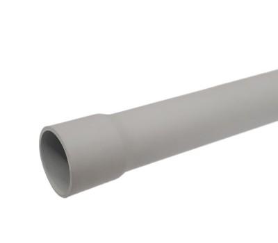 Grey Electrical Conduit Rigid 4 meters