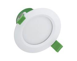 9W LED Downlight | Clipsal TPDL1C2 | 700LM, 3K-4K-6K, White Trim