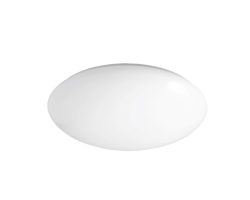 SAL LED Oyster Light | SO3700/TC/DP | Tricolor, White Trim 310mm/390mm